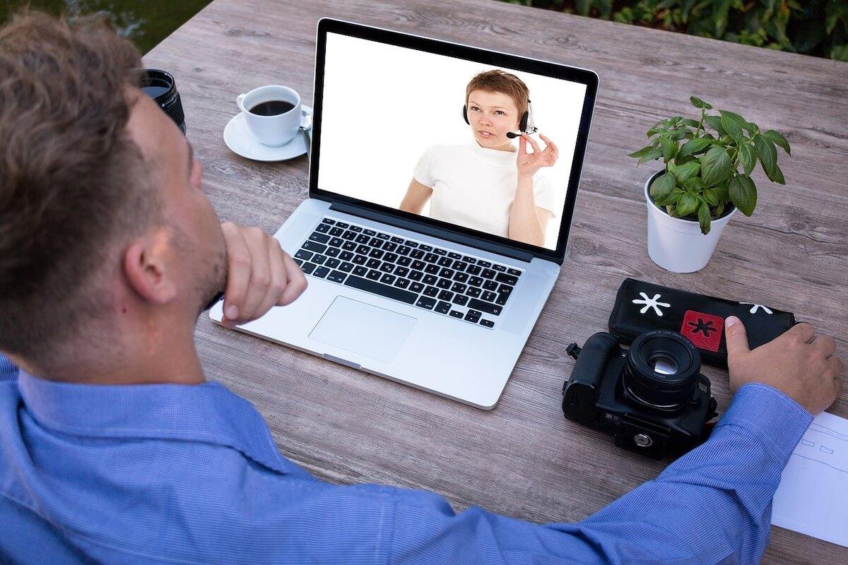 Clases idiomas videoconferencia