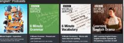 BBC podcasts